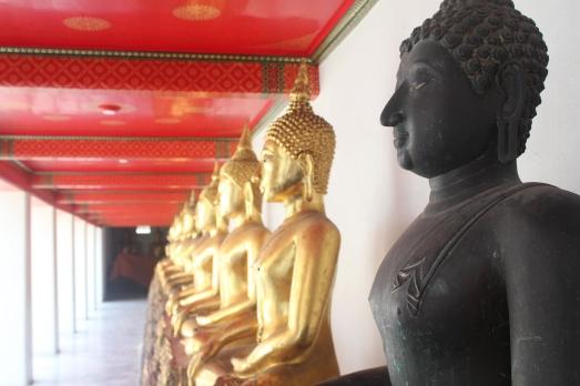 Budas en Wat Pho