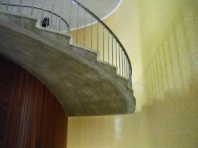 Escaleras biblioteca Central UCV