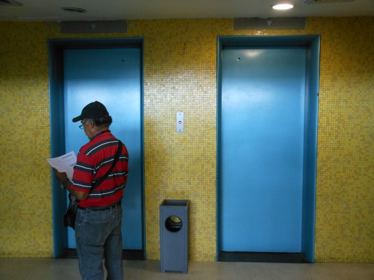 Ejemplo de los colorido que son los interiores de la CUC
