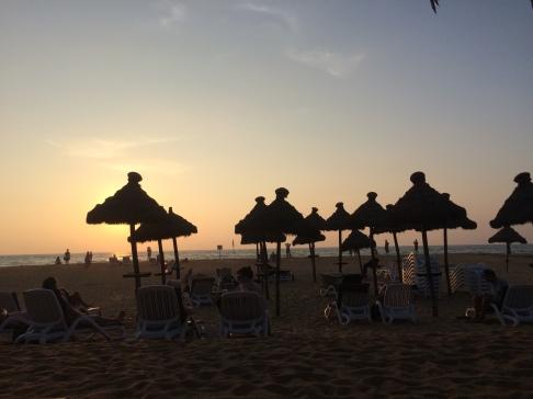 Playa en Mount Lavinia Hotel