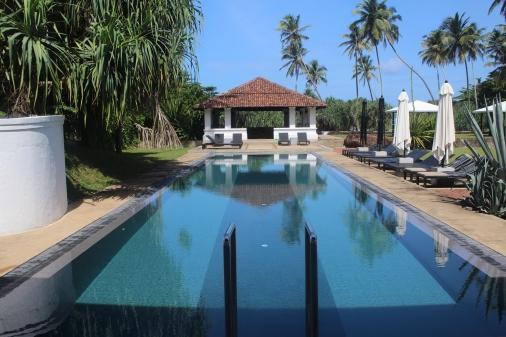 Hotel Paradise Road The Villa Bentota diseñado por Geoffrey Bawa