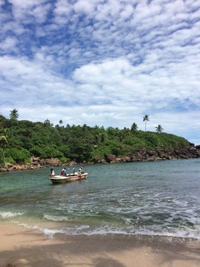 Playa en Dondra Sri Lanka