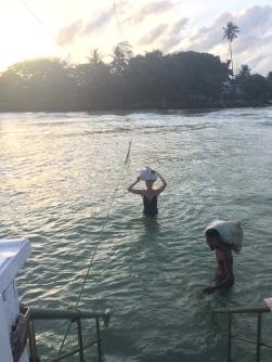 Como se llega a la isla Trapobane
