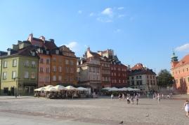Mercado de la Ciudad Vieja (Rynek Starego Miasta)