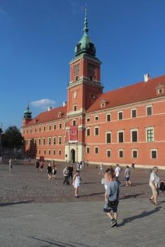 Pueblo viejo de Varsovia