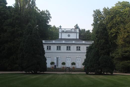 Parque Łazienki