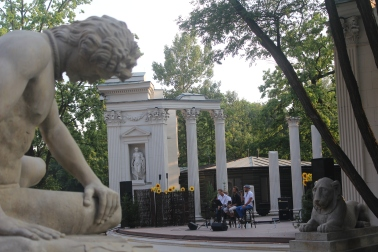 Otro concierto en el Parque Łazienki