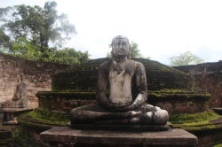 Buda del Vatadage de Polonnaruwa
