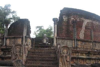 Vatadage o Mandala de Budas
