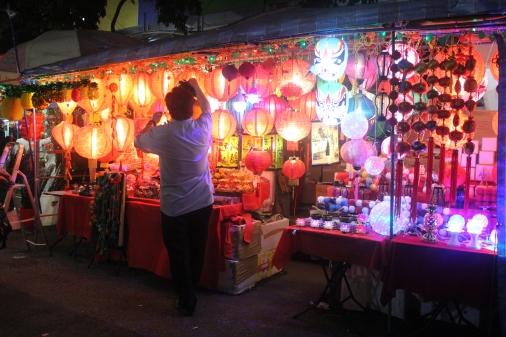Mercado de Fin de año Chino