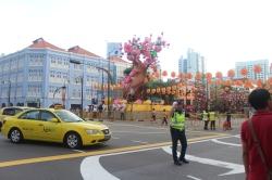 Decoración nuevo año chino año del Mono