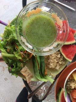 Dieta Vegana durante el entrenamiento