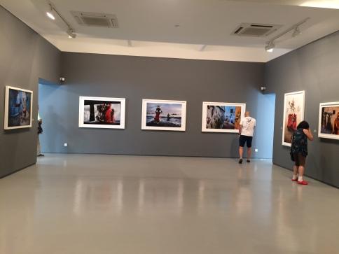 Fotografías Esenciales de Steve McCurry Galería Gillman Barracks.