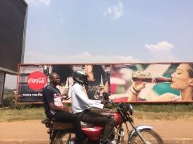 bodaboda Kampala Uganda