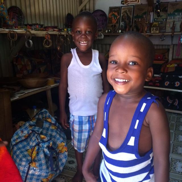 Niños ugadenses