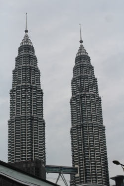 Torres petronas Petronas twin towers