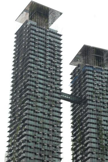 otras torres gemelas en Kuala Lumpur