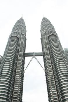 Las torres Petronas KL