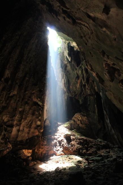 Cueva principal, Cuevas Batu Malasia