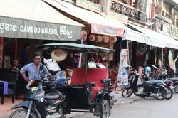 Tuk tuk camboya