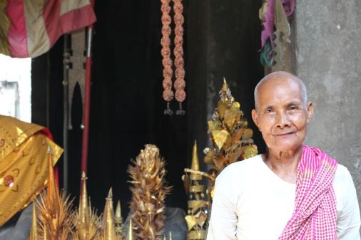 Monja budista