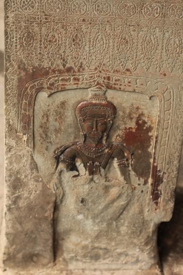 carvados en roca Ankor Wat
