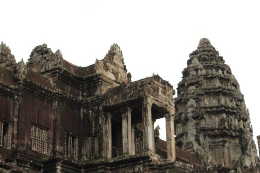 vista del el santuario Baka