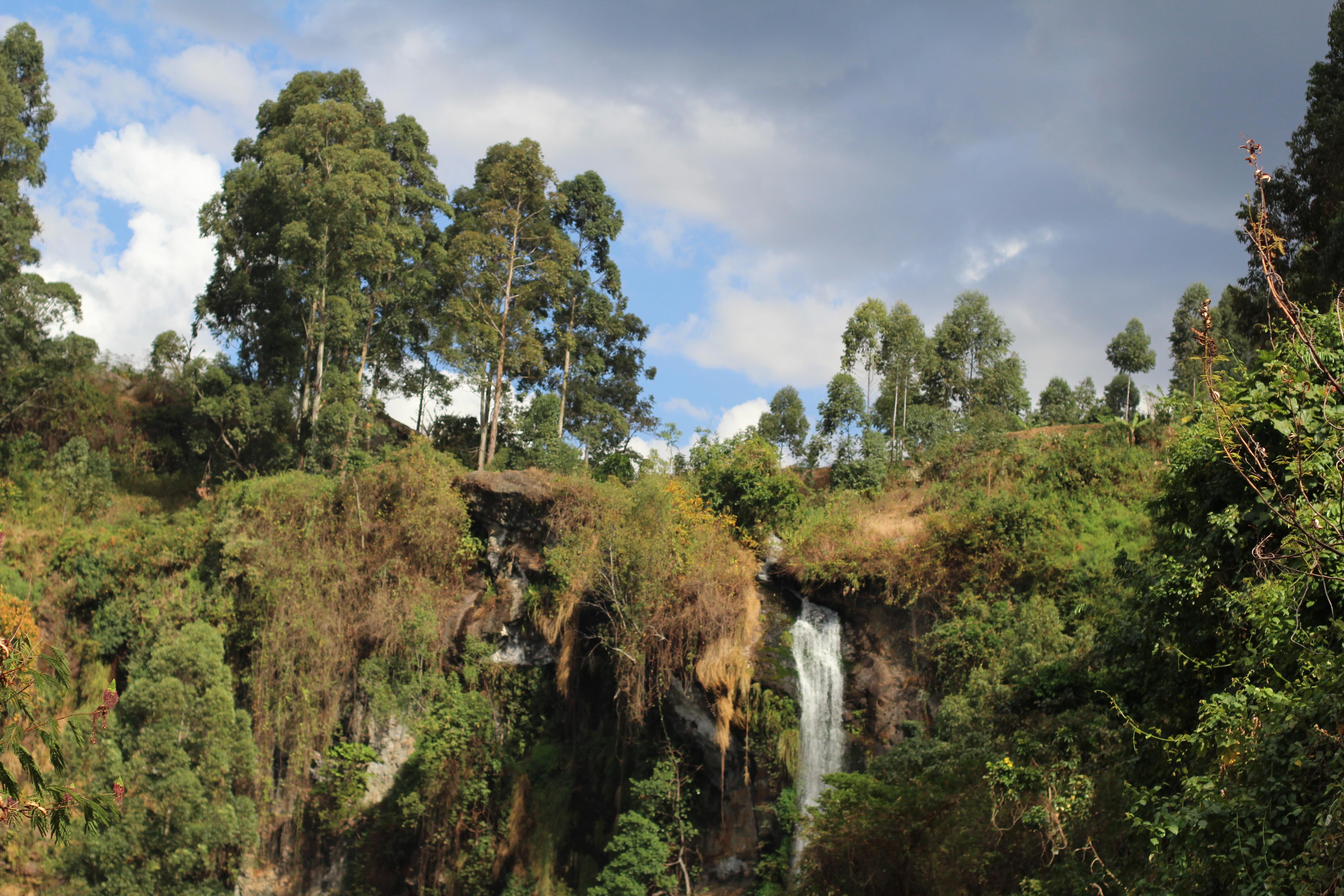 Cascadas Sipi Uganda