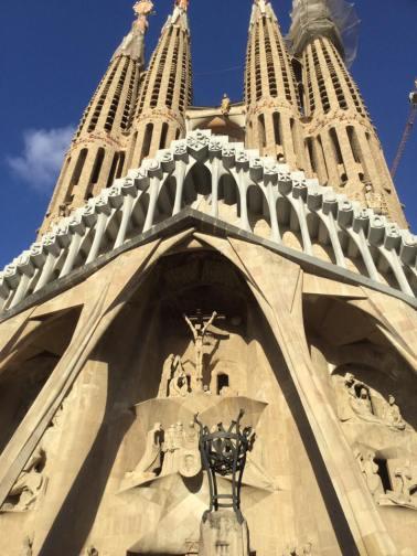 Basilíca Sagrada Familia, Barcelona