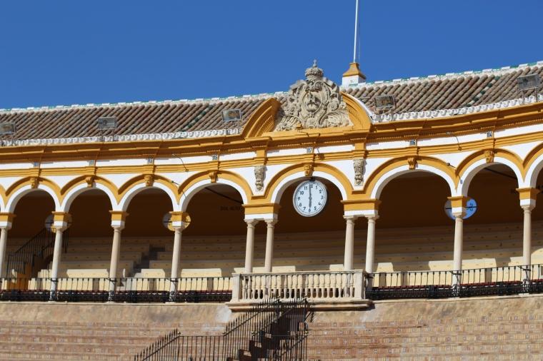 Real Plaza de Toros de Sevilla España