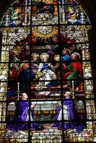 vitrales catedral