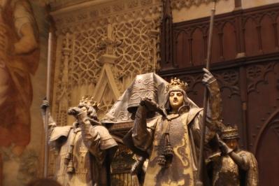 Mausoleo Cristóbal Colón