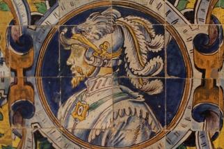 Azulejos del emperador Carlos I