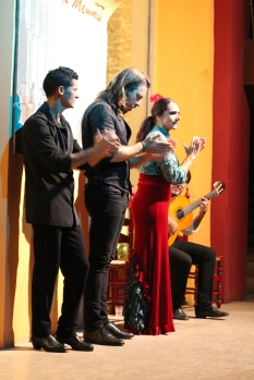 Espectáculo de Flamenco en la Casa de la Memoria
