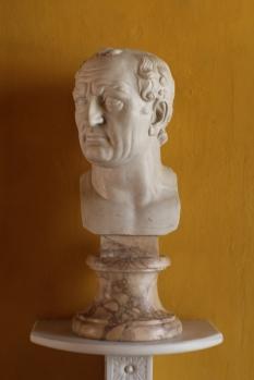 Bustos Romanos en la Casa de Pilatos