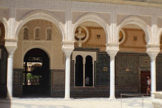 Arte renancetista y mudéjar. Casa Pilatos