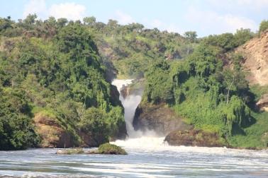 Cataratas del Parque Murchinson